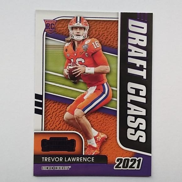 2/$20 Trevor Lawrence RC Card